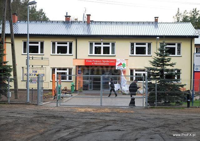 Dom Pomocy Społecznej w Młodzieszynie