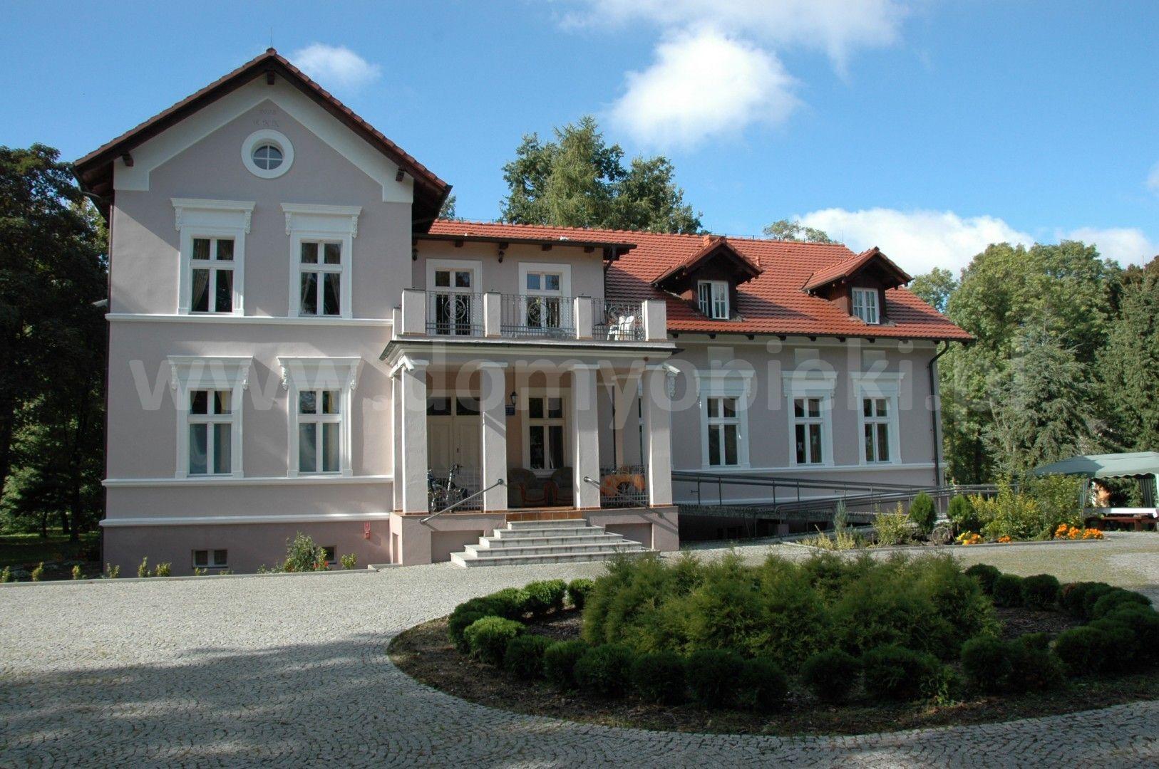 Dom Pod Aniołem Jelitowo