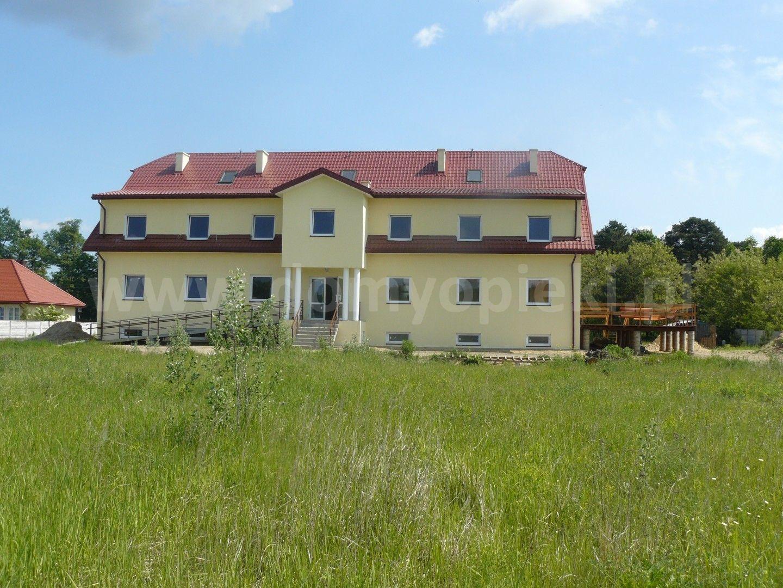 Dom Pielęgnacyjno-Opiekuńczy DWOREK